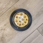 Yogur griego nueces y miel