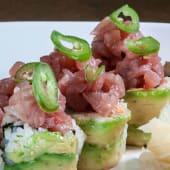 Crab tuna 8 pezzi