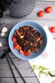 Чорний рис з качиним філе (210г)