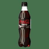 კოკა-კოლა ზერო 0,5ლ