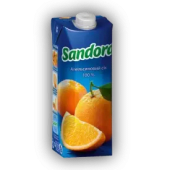 Сік Sandora Апельсин (500мл)