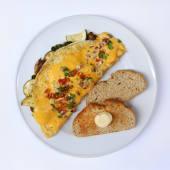 Omelette Holandesa (Sin gluten)