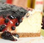 Cheesecake de saúco (26 cm.)
