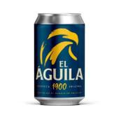Cerveza El Aguila 1900 Lata De 30 Centilitros.