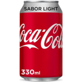 Coca Cola light (330 ml.)