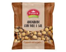 Amendoim com Mel & Sal Frutorra 150g