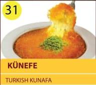 Kunefe - Turkish Kunafa