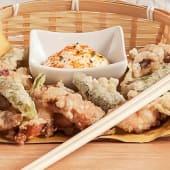 Piovra in tempura