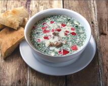Грузинський холодний суп (300г)