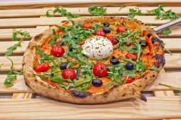 Pizza Burrata e Rucola