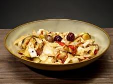 Salada Frango com Legumes Grill