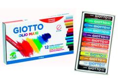 Lapis Pastel Oleo Giotto 293000 Cx.C/12