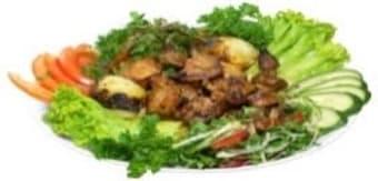 Шашлик з баранини (200г)