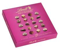 Mini pralines caja rosa (100 g.)