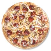 Pizza pícara (picante)