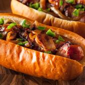Gran Hot Dog Americano