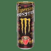 Monster coffee spresso (250 ml.)