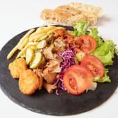Kebab Paradise PLATA mini (za jednu osobu)