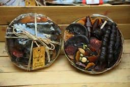 შოკოლადის პატარა ასორტი (350გრ)