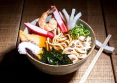 Sea Food Udon