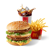 Meniu Mediu Big Mac™