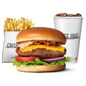 Zestaw Grand Deluxe Burger Ser i Bekon