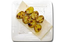 Картопля на мангалі (250г)
