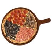 Pizza Cuatro Estaciones (familiar)