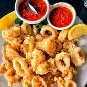 Calamares fritos (25% de descuento)