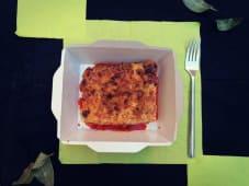 Lasagne al ragù alla vecchia maniera con pasta fresca fatta in casa