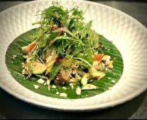Салат з яловичиною та лемонграсом (220г)