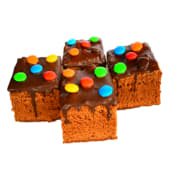 Brownie M&M