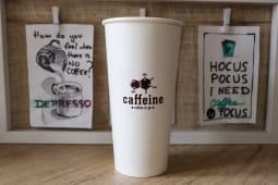 Flavoured XXL Cappuccino