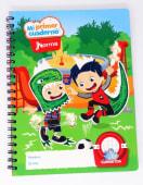Cuaderno Espiral A4 100Hjs 1 Linea Parvulario Economico Andaluz