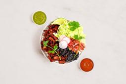 Burrito Bowl Al Pastor