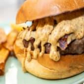 La Gloriosa burger