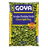 Arvejas partidas Goya (500 g.)