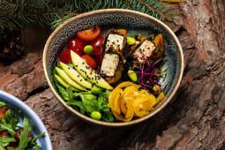 Морський салат з древісними грибами (180г)