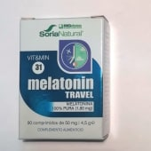 Melatonina Travel (1.80 mg.) (90 uds.)
