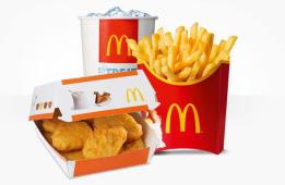 Menu 6 Chicken McNuggets™