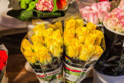 Bouquet roselline da 20