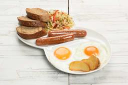 Дикий завтрак