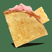 Palačinka - pizza