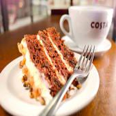 Carrot Cake كيك الجزر