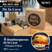 Big Box 3BK de la casa