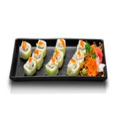 Lettuce salmón