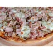 Піца Шинка та гриби