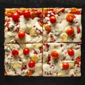 Pizza Gorgonzola (4 pzs.)