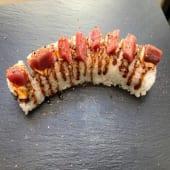 Spicy Atún rojo Roll (8 Pzs.)
