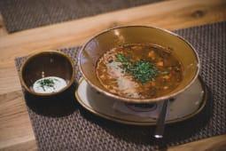 Chicken Mush Soup